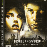 JOC XBOX clasic THE BROKEN SWORD THE SLEEPING DRAGON ORIGINAL PAL / STOC REAL / by DARK WADDER