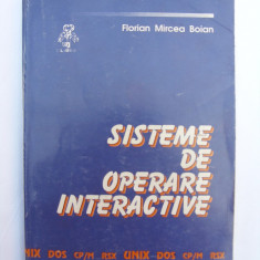 Sisteme de operare interactive - Carte sisteme operare