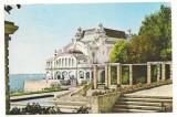 Carte postala(ilustrata)-CONSTANTA-Restaurantul Cazino, Circulata, Printata