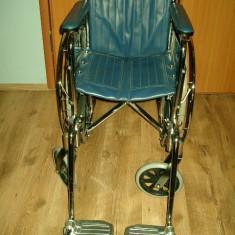 Vand scaun, carucior cu rotile