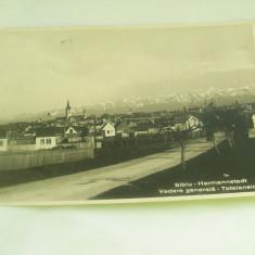 C.P.SIBIU-HERMANNSTADT  VEDERE GENERALA -TOTALANSICHT, Circulata