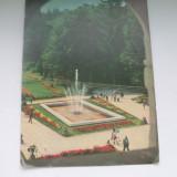 C.P.GOVORA PARCUL - Carti Postale Romania dupa 1918, Circulata