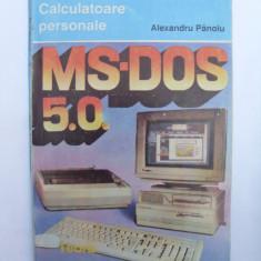 MS DOS 5.0 - Carte sisteme operare