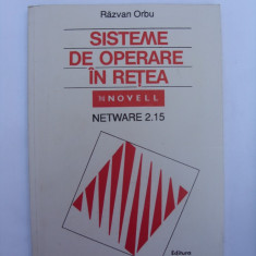 Sisteme de operare in retea - NETWARE 2.15 - Carte sisteme operare