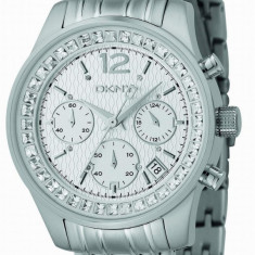 Bratara din otel inoxidabil pentru ceas DKNY cod NY4462 - pret vanzare 110 lei; Originala - Curea ceas din metal