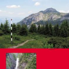 Harta Muntii Ceahlau Bel Alpin - Harta Turistica