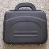 Geanta notebook, geanta netbook, geanta tableta 10-11 inch - Geanta laptop, Diplomat, Nailon, Negru