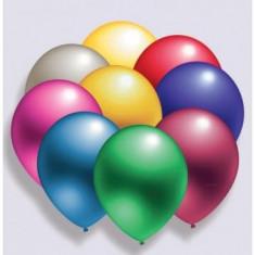 Set 100 baloane metalizate - Decoratiuni nunta