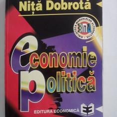 Economie politica - Nita Dobrota - Carte Economie Politica
