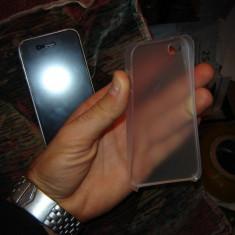 20. Husa carcasa protectie iPhone 4 ultra subtire 3mm + folie protectie cadou iPhone 4s - Husa Telefon Belkin
