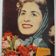 Revista FEMEIA - martie 1961