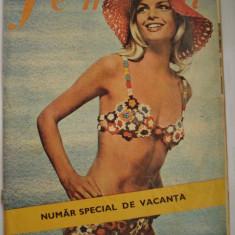 Revista FEMEIA - iunie 1971