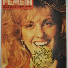 Revista FEMEIA - aprilie 1990