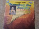 GHEORGHE ZAMFIR traumland der panflote album disc vinyl lp muzica populara nai, VINIL