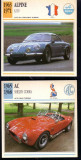 Cartonase-Masini de epoca -De Agostini 1990-3-
