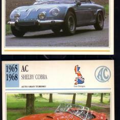 Cartonase-Masini de epoca -De Agostini 1990-3- - Colectii