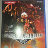 Zone of the Enders: The 2nd Runner PS2 - Jocuri PS2, Actiune, Single player