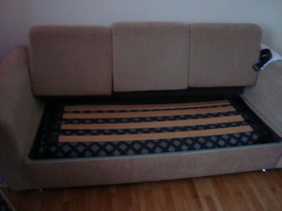 Canapea extensibila 3 locuri foto