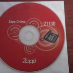 CD CU DRIVERE PT TELEFON FIX ZAPP Z1130