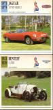 Cartonase-Masini de epoca -De Agostini 1990-1-