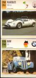 Cartonase-Masini de epoca -De Agostini 1990-2-