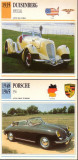 Cartonase-Masini de epoca -De Agostini 1990
