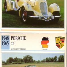 Cartonase-Masini de epoca -De Agostini 1990 - Colectii