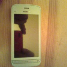 Vand sau schimb Nokia c5-03 - Telefon mobil Nokia C5-03, Alb, Neblocat