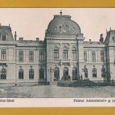 RAMNICU SARAT PALATUL DE JUSTITIE  APROX 1925