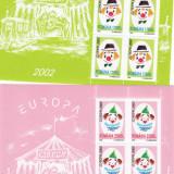 EUROPA 2002 CIRCUL - Timbre Romania