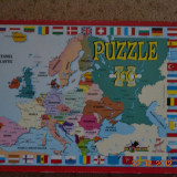 Puzzle Europa 100