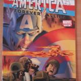 Captain America Forever Allies #1 . Marvel Comics - Reviste benzi desenate