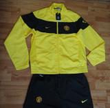 Trening Nike Manchester United ORIGINAL - import Marea Britanie -, XL, Galben