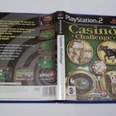 Play It Casino Challenge (PS2) (ALVio) + sute de alte jocuri ps2 originale (VAND SCHIMB)