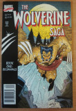 The Wolverine Saga . Marvel Comics