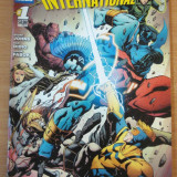 Justice League International Annual #1 . DC Comics - Reviste benzi desenate