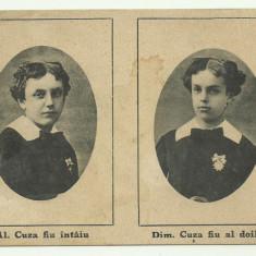 Copiii lui A.C.Cuza