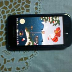 Samsung Galaxy S Plus - Telefon mobil Samsung Galaxy S Plus, Negru, 16GB, Neblocat