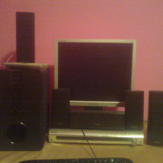 Sistem 5.1 sony+kenwood - Sistem Home Cinema Sony, 40-300 W