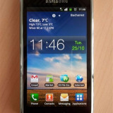 Samsung Galaxy S i9000 Ceramic White - Telefon mobil Samsung Galaxy S, Alb, 8GB, Neblocat