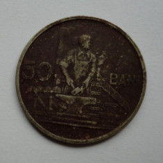 50 bani 1955 - 2 - - Moneda Romania