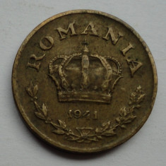 1 leu 1941 - 2 - - Moneda Romania