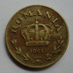 1 leu 1941 - 1 - - Moneda Romania