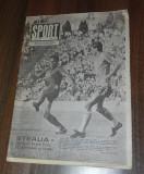 De colectie. REVISTA SPORT SPORTUL ILUSTRAT  - nr 6/1989 - STEAUA BUCURESTI  CAMPIOANA ROMANIEI. TITLUL 14