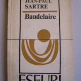 JEAN-PAUL SARTRE - BAUDELAIRE