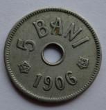5 bani 1906 J - 5 -