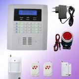 Sistem Alarma Casa GSM - Noul sistem de alarma GSM-19 cu PSTN dual net si display LCD - 30% Discount ! - Sisteme de alarma