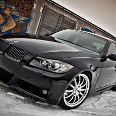 Kit Exterior M tech E90 2005-2009 *** Pret PROMO 749 euro + TRANSPORT GRATIS - Body Kit, Bmw, 3 (E90) - [2005 - 2013]