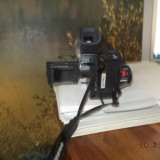 camera video samsung   vVP-L800 ARATA F BN 2 BATERII FOLOSITA MAXIM 12 ORE