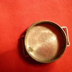 Carcasa inferioara de Ceas Elvetian -Abra Watch Co. Swiss